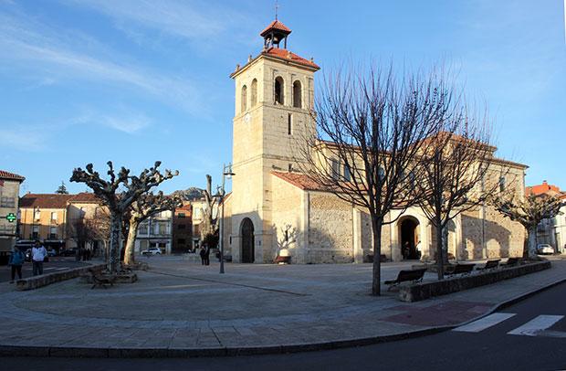Iglesia de San Pedro Boñar
