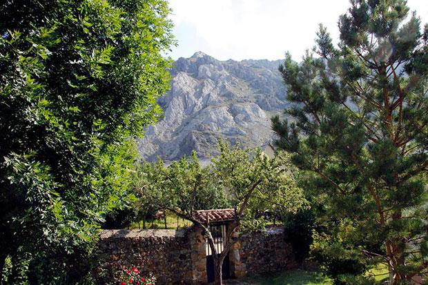 Paisajes de la comarca leonesa de Luna