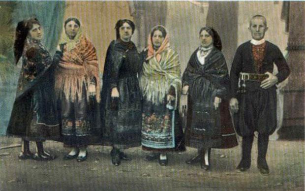 Familia maragata