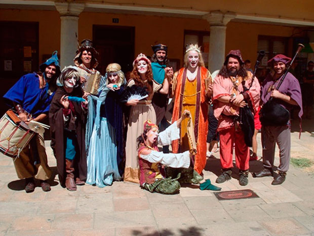 Encuentro de Juglares en Sahagún