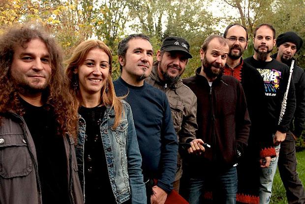 Sog, la banda leonesa de folk