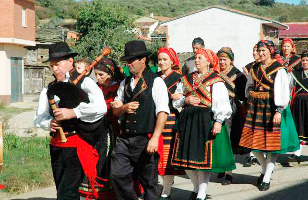 Música y tradiciones en la comarca zamorana de Aliste