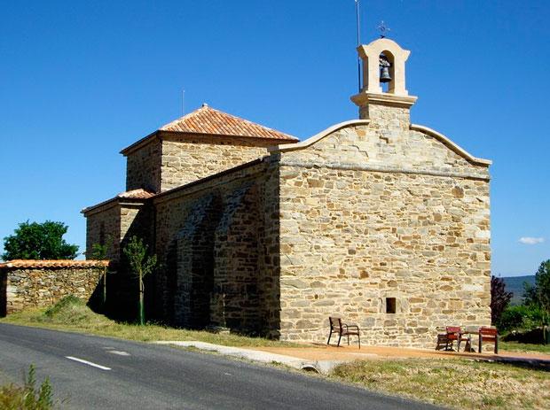 Iglesia de Rabanal del Camino en la Maragatería