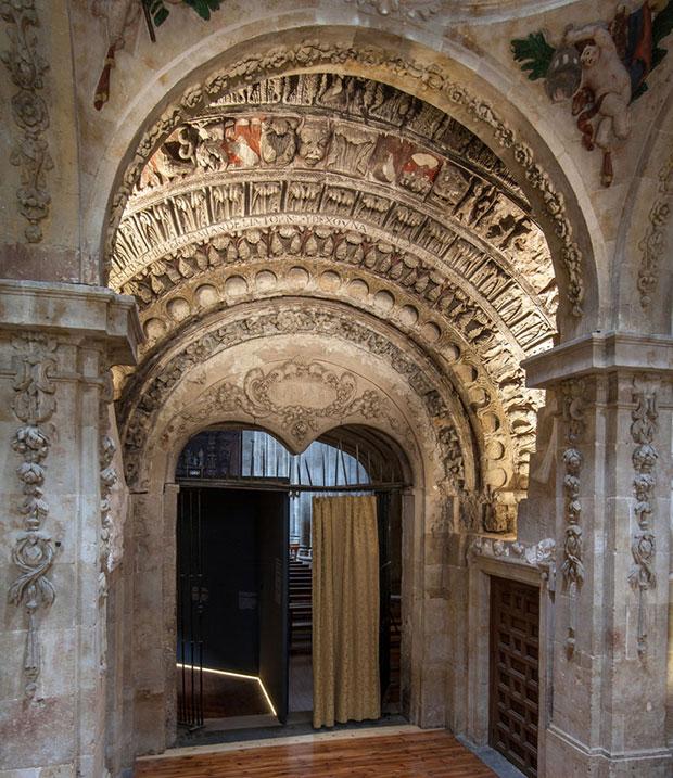 Iglesia de San Martín de Tours en Salamanca