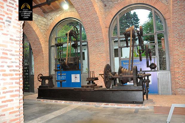 Museo de la Siderurgia y la Minería de Castilla y León (MSM) en Sabero