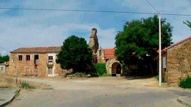 San Martín del Agostedo en la Maragatería