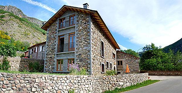 Casa Rural Las Verdes en Torre de Babia (León)