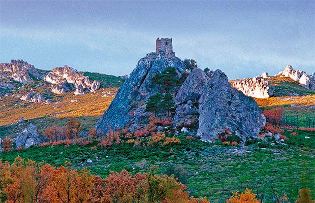 Castillo de Nogarejas