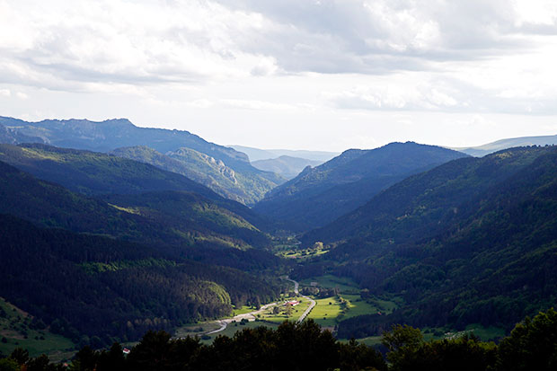 Valle Pirineo Navarra