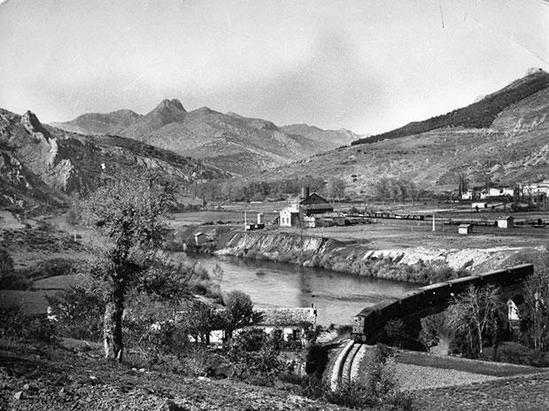 Comarca de Cistierna en la época de la bonanza minera