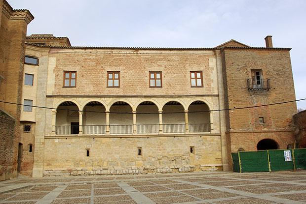 Palacio de los Condes de Grajal de Campos (León)