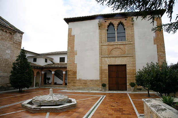 Convento de Santa Clara, Astudillo (Palencia)