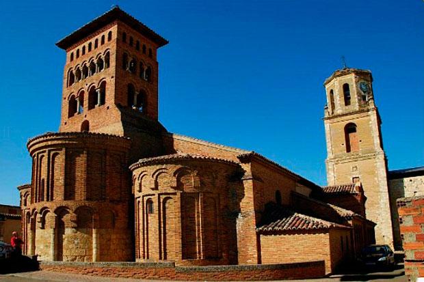 Iglesia mudéjar de San Tirso, Sahagún (León)