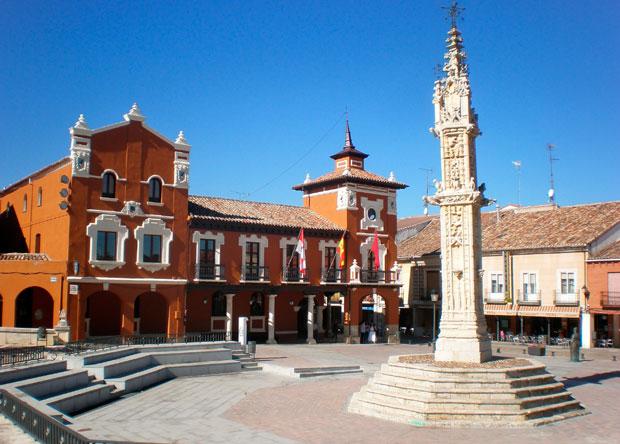 Villalón de Campos (Valladolid)