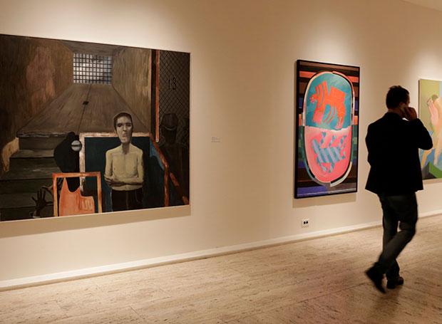 """""""La mirada contemporánea"""" de la Colección de Arte ABANCA"""