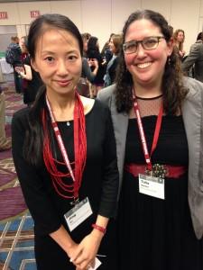 Jing Xu & Talia Weiner