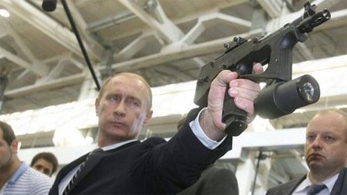 "Putin Targets America's Achilles Heel: ""He's Going to Destroy the Stock Markets"""