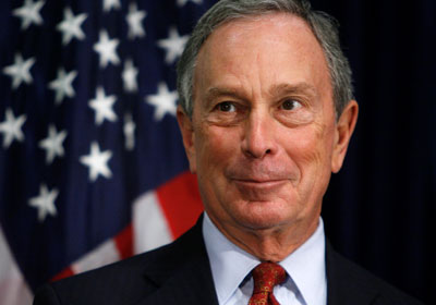 Now Michael Bloomberg Is Starting a $50 Million Gun Control Group