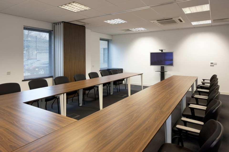 Image of The Order of St Johns Trust training room & showroom