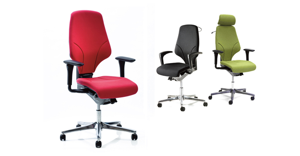 Picture of Orangebox G24 Office Task Chair