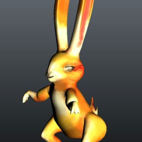 Firebunny model (2)