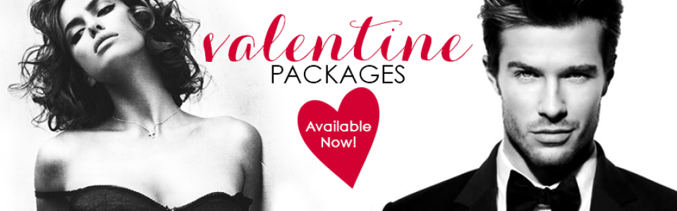 valentine spa packages