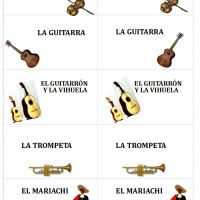 Si tuviera un Mariachi a great song to learn about Instrumentos Musicales