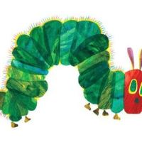 45 years of being a Very Hungry Caterpillar