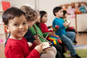 preschool music lessons