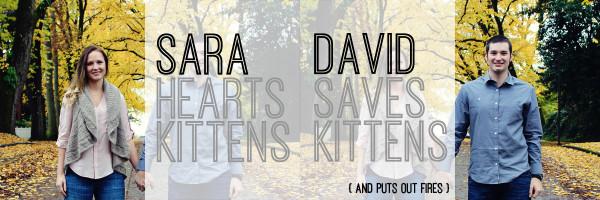 SARA + DAVID