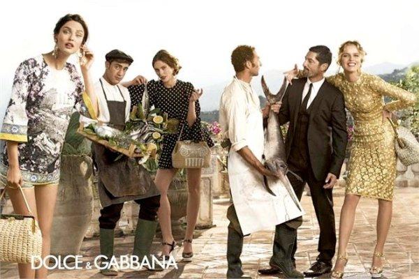 Summer 2014 Fashion. Dolce & Gabbana