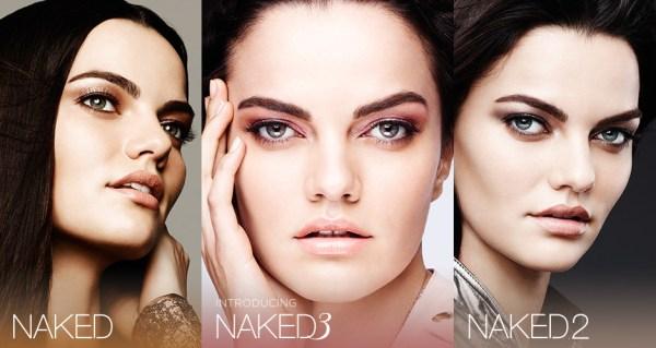 makeup monday // go naked
