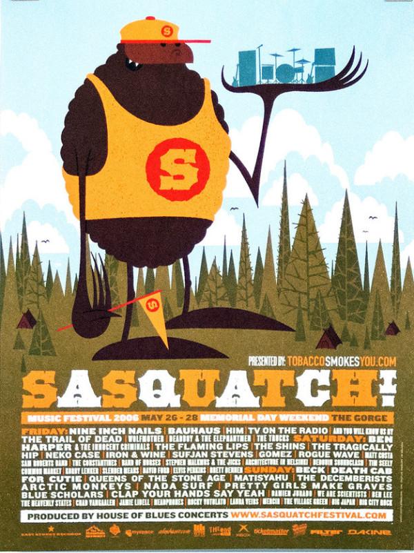 Sasquatch 2006