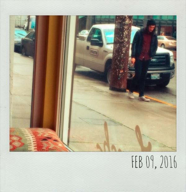 Polaroid Feb 9