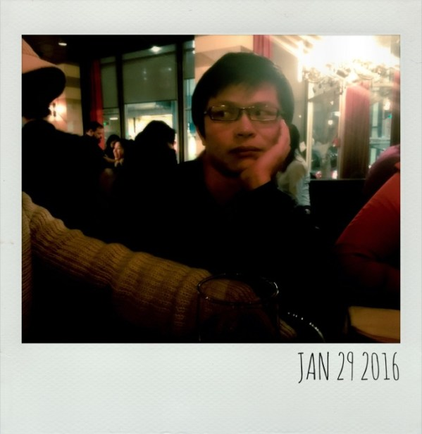 Polaroid Jan 29
