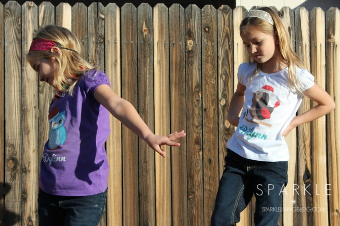 Adorable Personalized Holiday Shirts for Kids