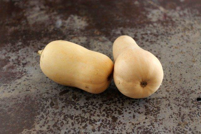 Garlicky Butternut Squash Chips