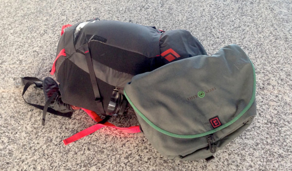 Traveling light spartantraveler