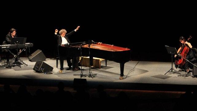 Roberto Cacciapaglia – Atlantico – string quartet arrangement