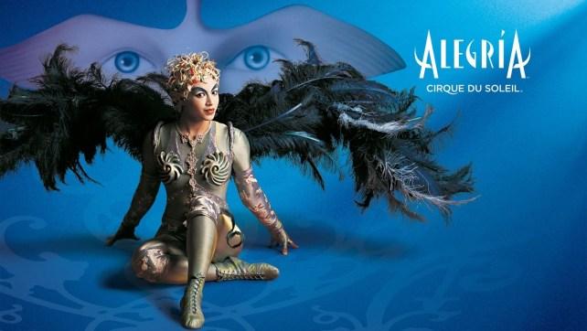 Alegria – Cirque du Soleil – string quartet/quintet arrangement