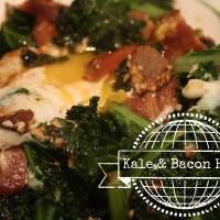 Bacon Week 2014: Kale & Bacon Hash