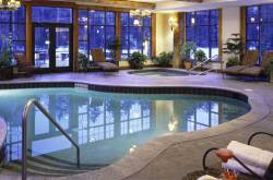 Conde Nast Traveler Best Spa – Whiteface Lodge