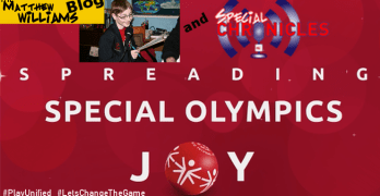 Check out the Special Olympics 2015 Holiday Card