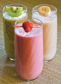 HW_Summer2014_Nutrition - Smoothies: Nutrition That Goes Down Easy