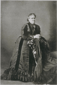 Helen Hunt Jackson. Photo source: The Historical Society of Southern California.