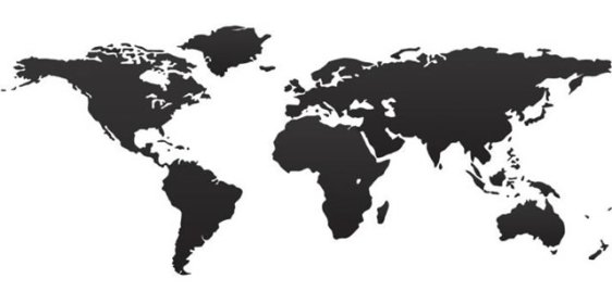 Free Vector World Map (.eps format)