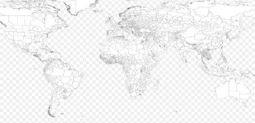 Wikipedia Blank Maps: World98 (.svg format)