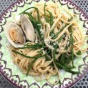 SEA BEAN AND QUAHOG LINGUINE