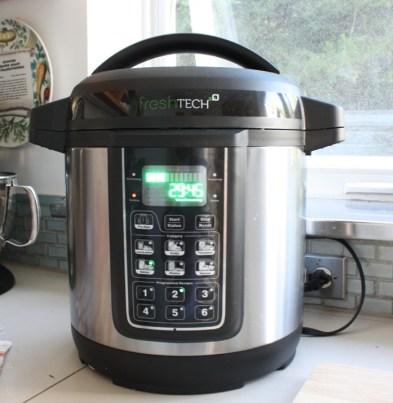 Freshtech cooker