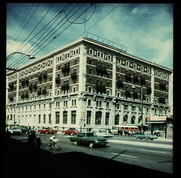 1971 (c) Royal Alexandra Hotel (wbi)